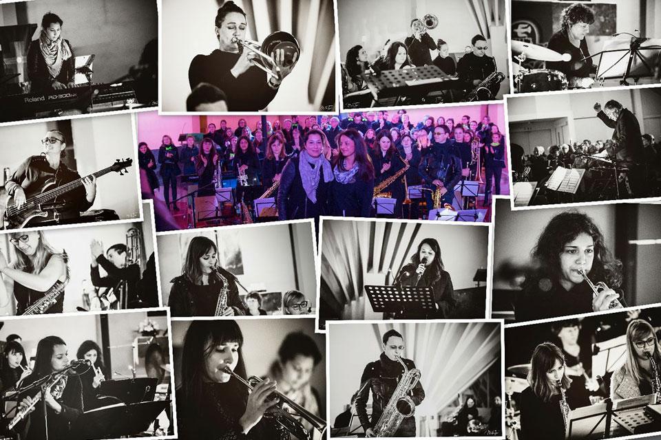 Frauen-Jazz-Orchester FJO